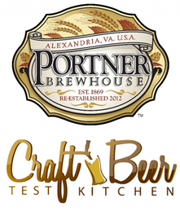 Portner Brewhouse and CBTK Logos